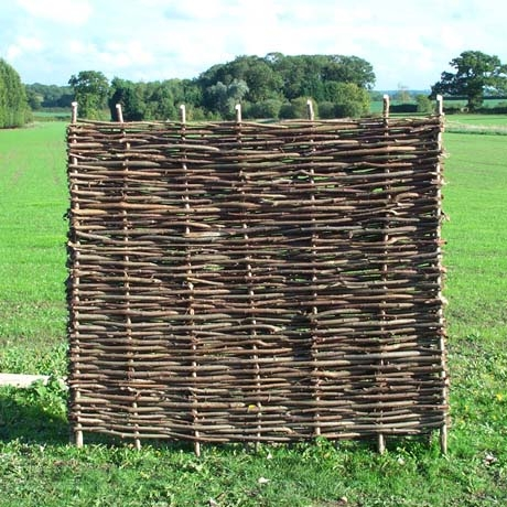 Hazel Hurdle 6ft x 5ft
