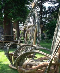 Bentwood Gothic Back Chair