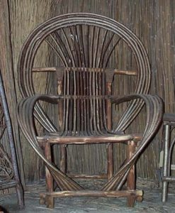 Bentwood Round Back Chair