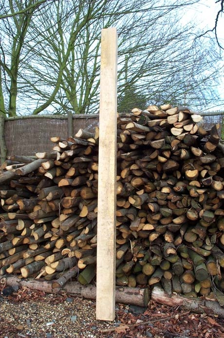 6ft Oak Post