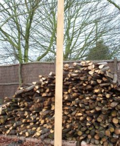 8ft Oak Post