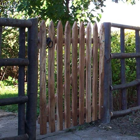 3ft Oak Picket Gate