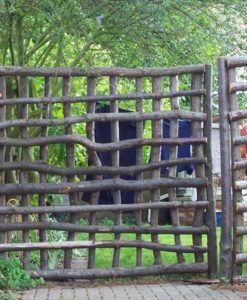 Chestnut Trellis Hurdle 6ft x 6ft