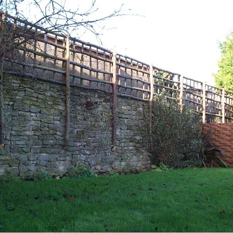 Chestnut Trellis Hurdle 6ft x 4ft