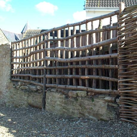 Chestnut Trellis Hurdle 6ft x 5ft