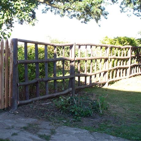 Chestnut Trellis Hurdle 6ft x 3ft