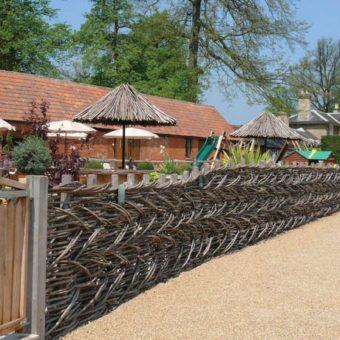 Hazel Continuous Weave - Herringbone Design