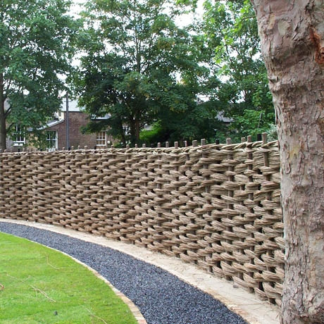 Continuous Woven Willow