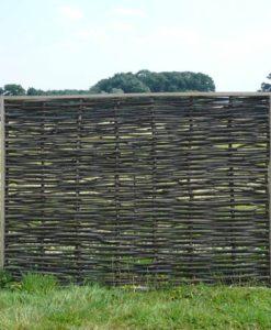 Oak Framed Hazel Hurdles