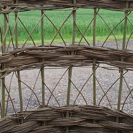 Willow Hurdle 6ft x 2ft